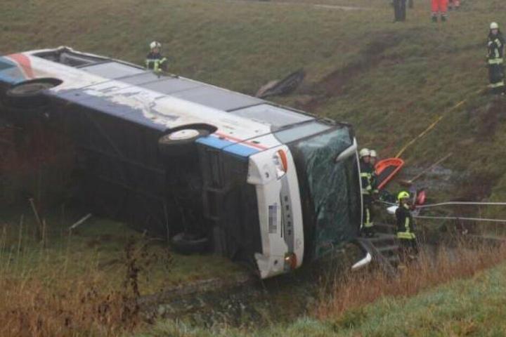Bei dem Unglück in Thüringen kamen zwei Achtjährige ums Leben. (Archivbild)
