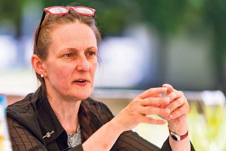 Ballett-Direktorin Sabrina Sadowska (53) sitzt auch im Programmrat für die Kulturhauptstadt-Bewerbung.