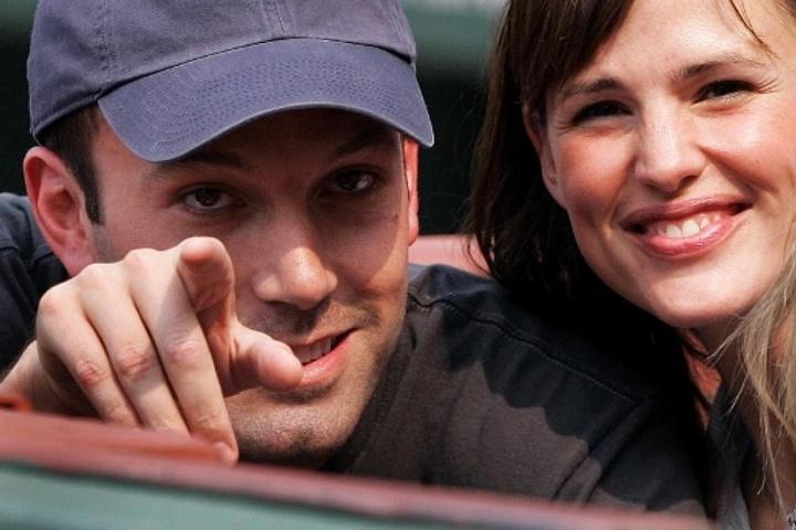 Das Schauspieler-Paar Ben Affleck und Jennifer Garner war 2015 nach zehn Jahren Ehe auseinandergegangen.