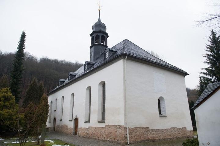 Das Klösterlein Zelle ist ein ehemaliges Augustiner-Chorherren-Kloster.