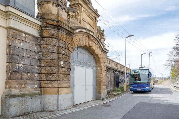 Der Strobachtunnel wird zukünftig zum zweiten Rettungsweg.