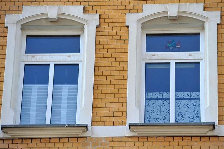 Hinter diesen Fenstern soll sich die schreckliche Bluttat ereignet haben.