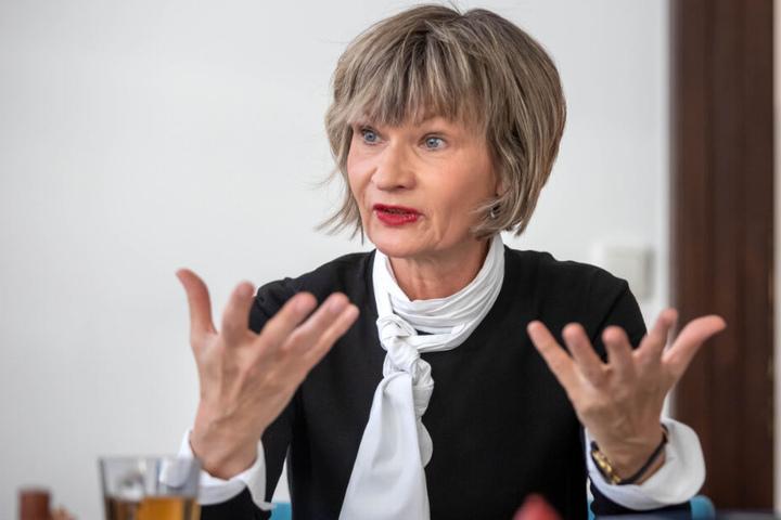 OB Barbara Ludwig (58, SPD) bedauert das Festival-Aus.