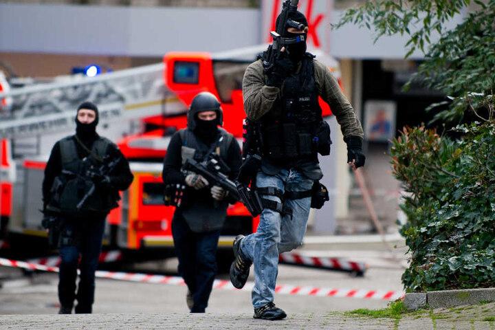 600 Polizisten versuchten damals, den Amokläufer zu stoppen.