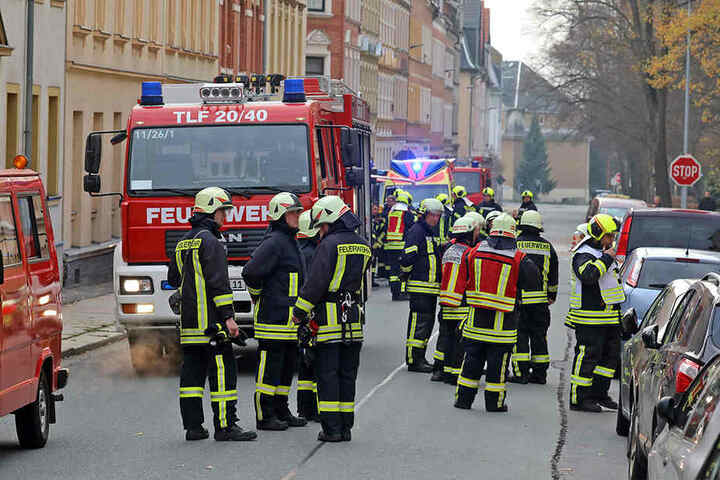 70 Kräfte waren bei dem Alarm im Einsatz.