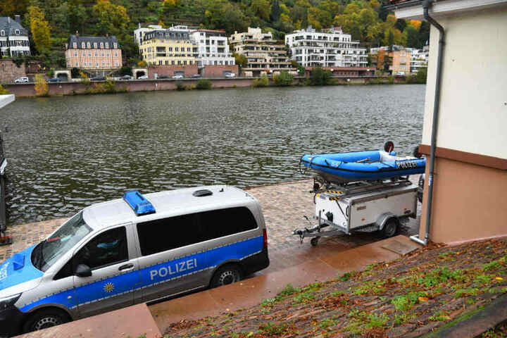 Mit Schlauchboten ausgerüstet: Polizei sucht nach Hubertus K. (Archivbild)
