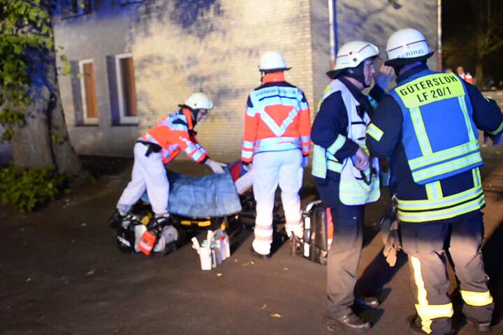 14 Personen konnten bei dem Brand gerettet werden.