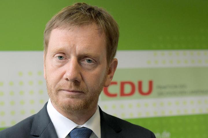 Ministerpräsident Michael Kretschmer (43, CDU) will sich künftig mehr um den ländlichen Raum kümmern.