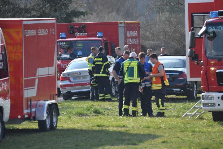 In Hessen kam es am 31.03.2019 in Erzhausen ebenfalls zu einem schweren Flugzeugunglück.
