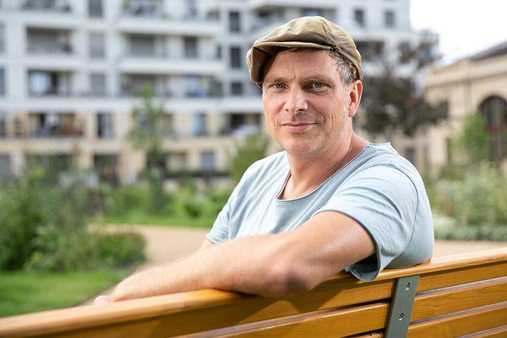 """Stadtrat Thomas Löser (47, Grüne): """"Der Park muss öffentlich zugänglich bleiben - und zwar dauerhaft!"""""""