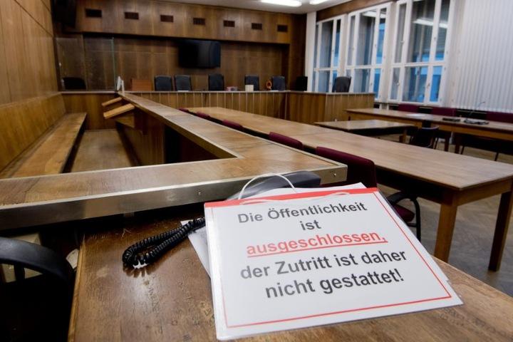 Die Gerichtsverhandlung findet unter Ausschluss der Medien statt.