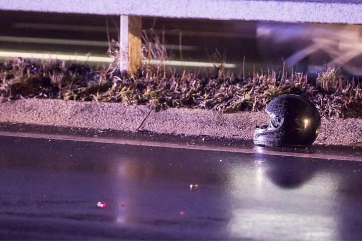 Der 53-jährige Rollerfahrer starb noch am Abend im Krankenhaus.