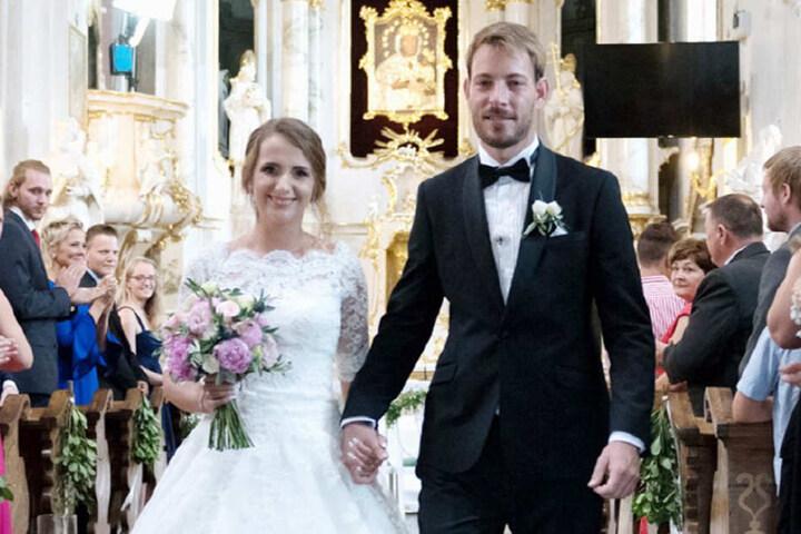Farmer Gerald aus Namibia und seine Anna sind seit 2018 glücklich verheiratet.