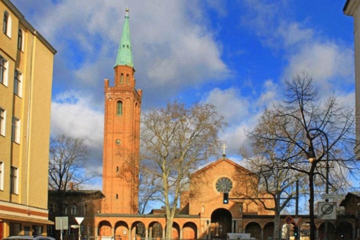 In einen Raum der Johannis-Kirche zieht die Moschee ein.