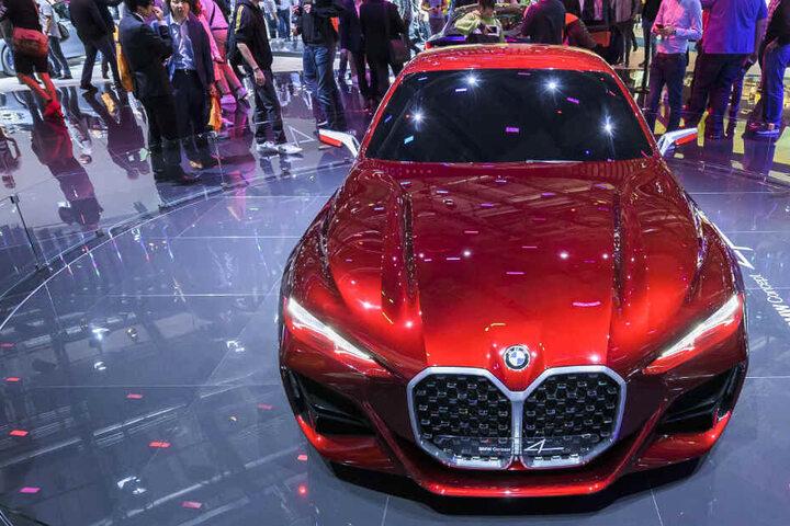 Viel Chrom und Glanz: Die IAA ist die wichtigste Messe für das Automobil in Deutschland.