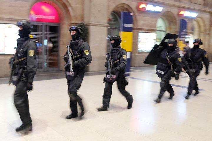 Größtenteils sind die Bewohner Leipzigs zufrieden mit der Polizeipräsenz in ihrem Wohngebiet.