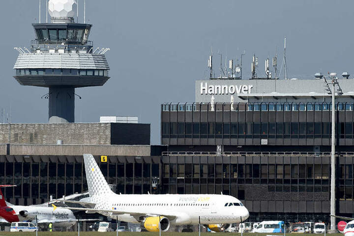 Der Flughafen Hannover-Langenhagen schnitt im Bundesvergleich am besten ab.