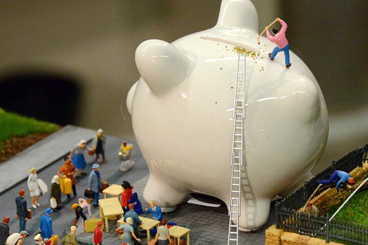 Viele spannende Fakten zur Geschichte des Sparens verrät die Ausstellung in Berlin. (Symbolbild)
