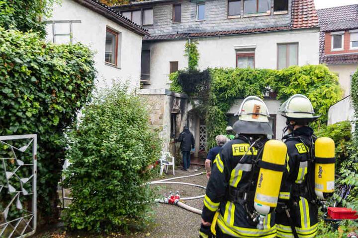 Ein Toter bei Brand in Anliegerwohnung in Mainz