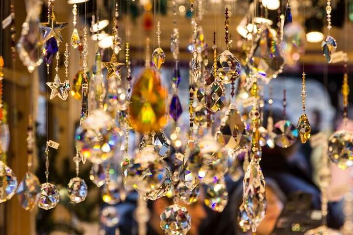 Auf dem Kunstmarkt in Bad Driburg finden Besucher nicht nur Weihnachtsdeko, sondern noch viel mehr!