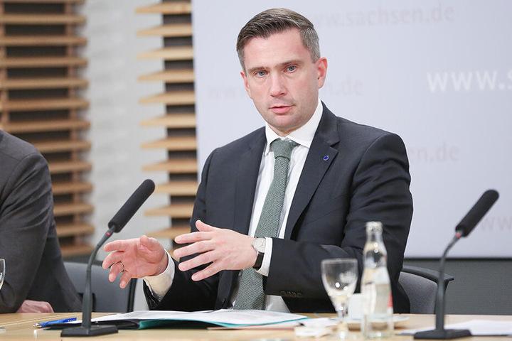 Wirtschaftsminister Martin Dulig (44, SPD) will Respekt gegenüber der Aufbaugeneration nach 1989.