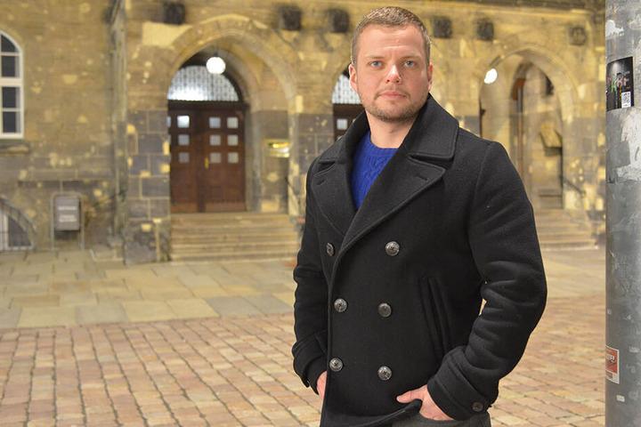 Hat Angst um Chemnitz: Michael Specht (CDU).