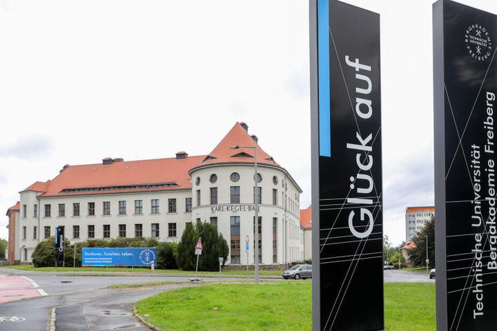 Keine andere sächsische Uni wird von ihren Studenten so gut bewertet wie die Berakademie Freiberg.