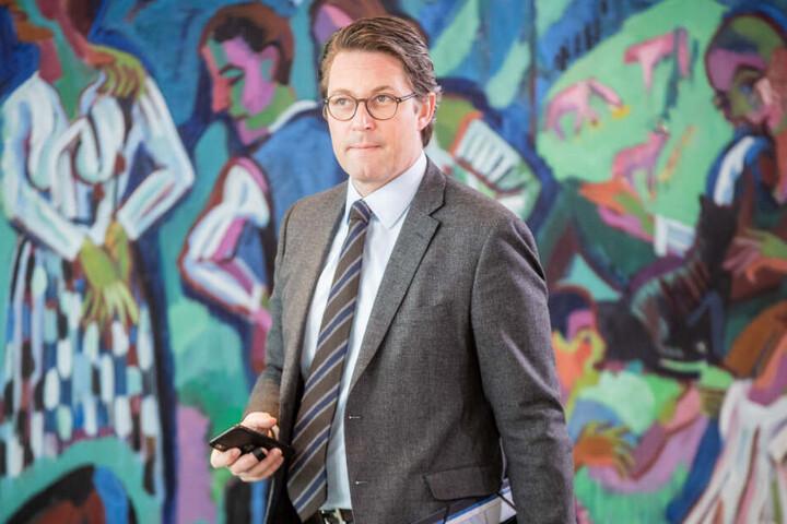 Andreas Scheuer (CSU) ist seit März 2018 Deutschlands Verkehrsminister.