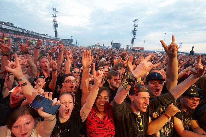 Die Fans lieben ihr Festival!