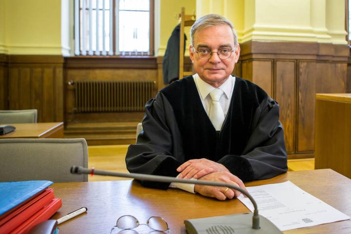 Staatsanwalt Michael Höhle vertritt die Anklage.