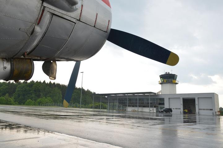 Die Zahl der Starts und Landungen am Flugplatz Jahnsdorf sinkt seit Jahren.