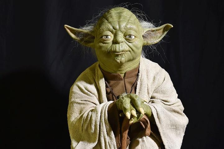 """Yoda aus """"Star Wars"""" diente als Namensgeber."""