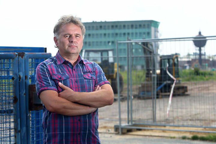 Lutz Reinhold will den Kampf gegen die neue JVA noch nicht aufgeben.
