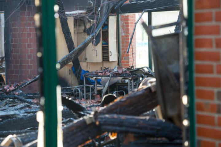 Der entstandene Schaden wird auf rund drei Millionen Euro geschätzt.