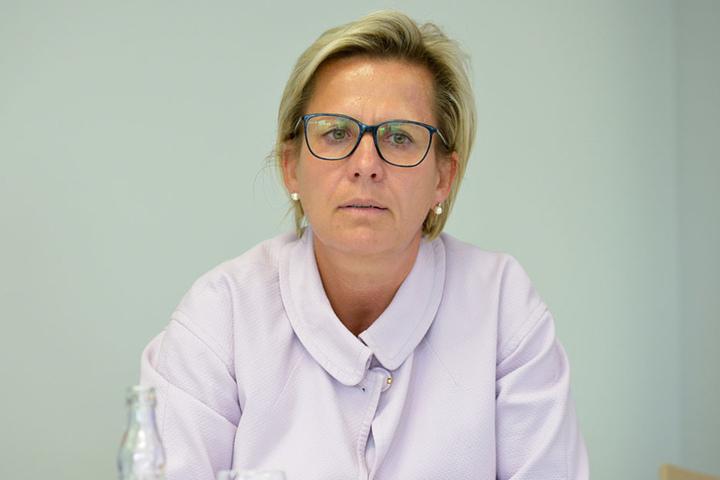 Eine bessere Diagnose sichere längere Überlebenszeiten, so  Gesundheitsministerin Barbara Klepsch (51, CDU).