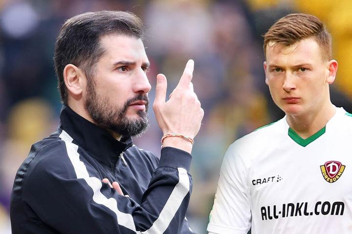 Cristian Fiel will Markus Schubert in seiner Entscheidung über die Zukunft nicht beeinflussen.