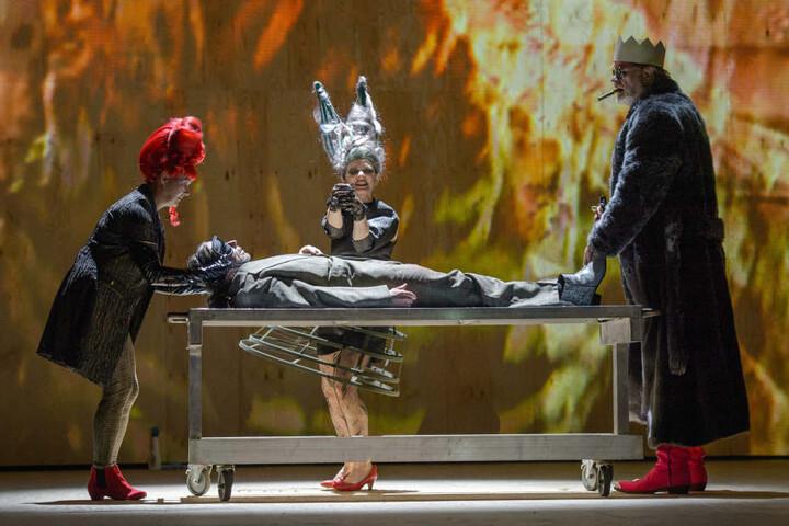 Goethes Faust, ist eins der beliebtesten Theaterstücke in Deutschland.