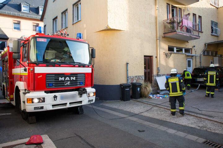 Zwei Augenzeugen mussten von Notfallseelsorgern betreut werden.