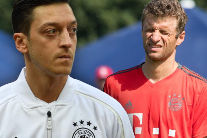 Thomas Müller sieht die Debatte um Mesut Özil als eine folgenschwere Diskussion an.