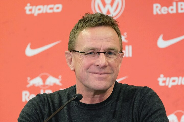 RB-Sportdirektor Ralf Rangnick (58).
