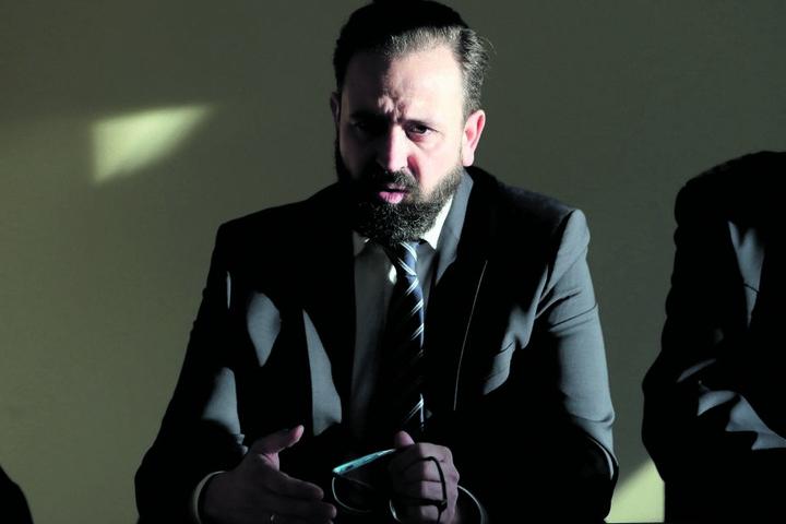 Sebastian Gemkow ist seit 2014 Sächsischer Staatsminister der Justiz und damit Chef aller Justizvollzugsbediensteten.