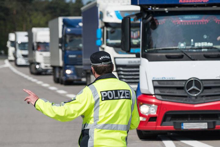Jeder sechste tödliche Verkehrsunfall wird von Lkw-Fahrern verursacht.
