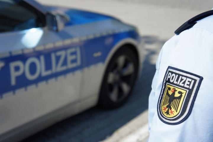 Die Bundespolizei ist für Einsätze im Bereich der Deutschen Bahn zuständig.