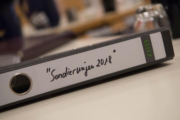 In diesen Tagen laufen die Sondierungsgespräche für eine Regierungsbildung auf Hochtouren. (Symbolbild)