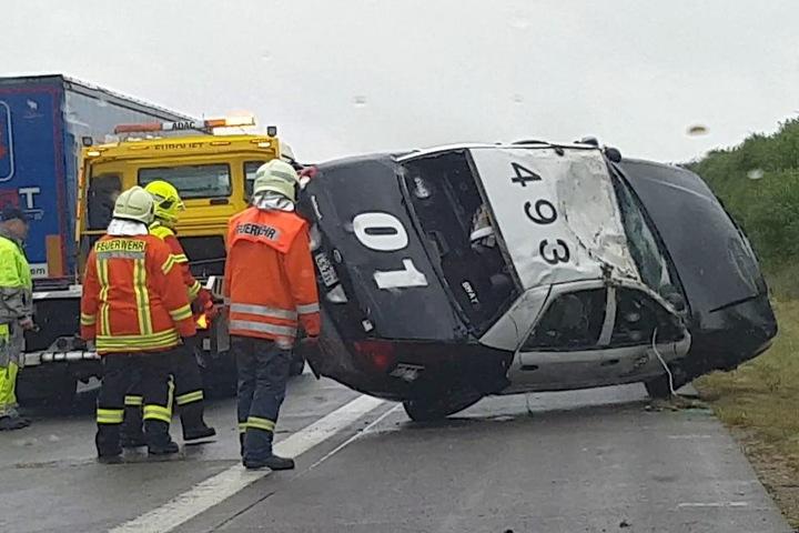 Bei dem Unfall entstand ein Schaden von rund 1000 Euro.
