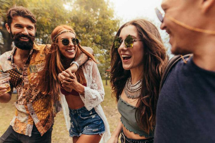 """Draußen wilde Feste feiern: Das """"Sisy"""" ist der perfekte Ort dafür! (Symbolbild)"""