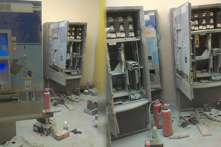 Der Schaden beziffert sich auf rund 750.000 Euro.