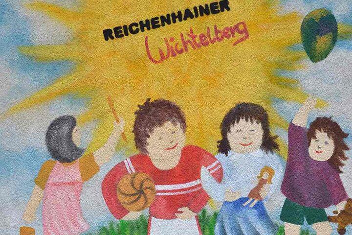 """Die Reichenhainer Kita """"Am Hang"""" wird erweitert."""