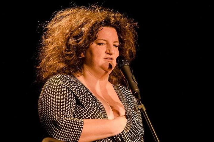 Kult-Chanteuse Anna Mateur ist auch wieder beim Schaubudensommer dabei.