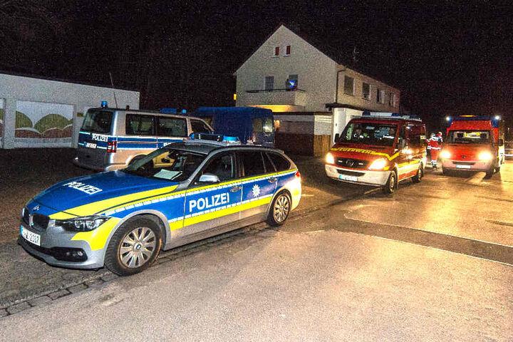 Das SEK nahm den Verdächtigen am Samstagabend in seiner Wohnung fest.